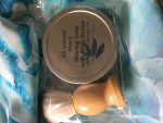 All Natural Men's Shaving Soap with Shea Butter