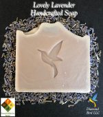 Lovely Lavender Handcrafted Soap