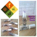 Chakra Flourite Gemstone Essential Oil
