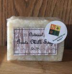 Oatmeal Goats Milk Soap