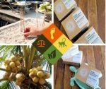 Gift Size Island Sandalwood & Coconut Bar