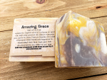 Amazing Grace – Goat Milk Bar Soap (4.2 oz bar)