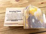 Amazing Grace – Goat Milk Bar Soap (4.2 oz bar)
