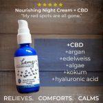 Nourishing Night Cream + CBD