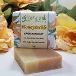 Honeysuckle All Natural Vegan Soap with Aloe Vera