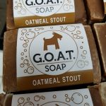 Outmeal Stout G.O.A.T Soap