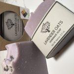 Lavender Oats Soap