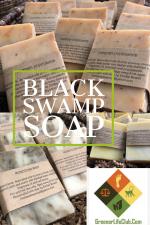 Black Swamp Soap