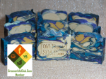 All Natural Patchuli Soap