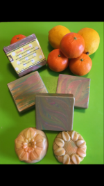 Soaps infused with Essential Oils