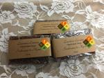Frankincense & Myrrh sope