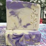 Cedar wood, Ocean Breeze and Spruce Soap