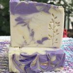 Cedar wood, Ocean Breeze and Spruce Soap