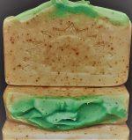 Gin & Tonic Soap (Exfoliating)
