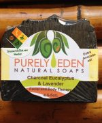 Charcoal Eucalyptus & Lavender