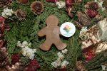 Gingerbread Man Holiday Soap