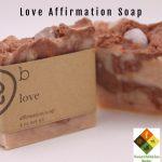 Love Affirmation Soap
