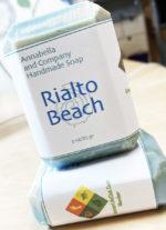 Rialto Beach Handmade Soap