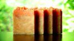 Mandarin Dream All Natural Soap Bars