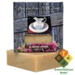 All Natural Lavender Goat's Milk Soap