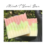Mint – T Cold Process Soap