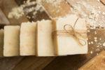 Gluten Free Lemongrass Oatmeal Soap