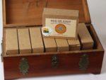 Bug Me Knot – Natural Pine Tar & Oatmeal Soap