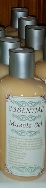 Nanny's Natural Products Essential Muscle Gel