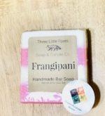 Frangipani Handmade Soap