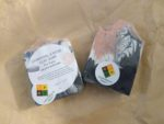 Charcoal and Rose Clay Handmade Soap