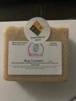 Rice Turmeric bar