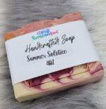 Summer Solstice Natural Soap