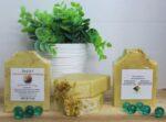 Calendula & Lemongrass Handmade Soap