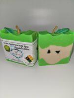 Green Apple Goat Milk Soap